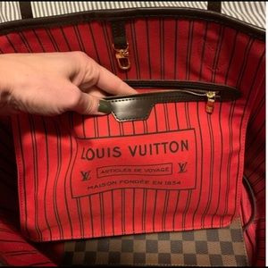 Louis Vuitton Bags - ✨AUTHENTICATED ✨Louis Vuitton neverfull mm✨